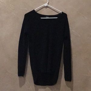 EUC black sweater